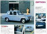 1967 Mazda Familia 1000 Saloon Related Technical Specification