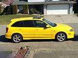 2003 Mazda Protege5 Hatchback 199 000kms One Owner Automatic Fully