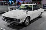 Mazda Luce R130 Rotary Coupe By Bertone 1969 Fl3q 2015 Aut