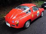 Vintage Cars Connecticut 1960 Abarth Record Monza 1000 Bialbero