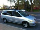 2002 Mazda Mpv Lx 7 Passenger Very Well Maintained 1 Owner 2800