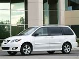 Photos And Videos 2001 Mazda Mpv Van Minivan History In Pictures