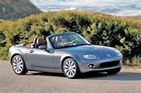 Photo Mazda Mx 5 Nc 2 0 Mzr Roadster Coup Coup Cabriolet 2009
