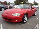 2004 Mazda Mx 5 Miata Convertible 2 Dr Base For Sale In Mount Airy