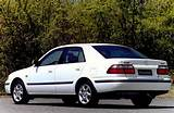 Fotos De Mazda 626 Pictures To Pin On Pinterest