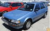 1989 Mazda 323 For Sale Pictures To Pin On Pinterest