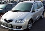 Mazda Premacy 2 0 Sportive Automatic 2004 Car Specs And Details