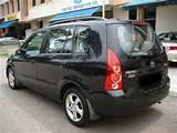 The Ford I Max In 2007 Used Mazda Premacy 2004 Pictures