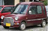 This Retro Styled Kei Car Could Easily Be Mistaken For A Pope Mobile
