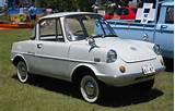 Mazda S First Real Car Was This R360 Plete With 356 Cc Engine It