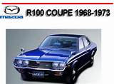 Pay For Mazda R100 R 100 Coupe 1968 1973 Workshop Repair Manual