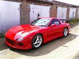 1998 Mazda Rx 7 Pictures