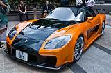 Han S 1997 Mazda Rx 7 Fastandfurious Fast And Furious Cars