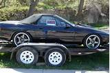 1991 Mazda Rx 7 Convertible With A Ford 302 Gt Motor For Sale Rapid