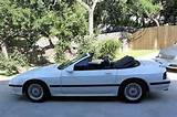 1988 Mazda Rx 7 Convertible Only 45k Miles
