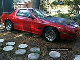 1987 Mazda Rx 7 Sport Coupe 2 Door 1 3l 13b Injected Engine Does