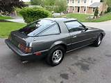 1984 Mazda Rx 7 Coupe Gray For Sale