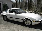 Picture Of 1984 Mazda Rx 7 Exterior