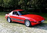 Mazda Rx 7 Coupe Wankel 1983 G