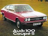 Audi 100 Coupe S 1970 1976