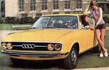 1969 1976 Audi 100 Coupe S