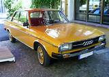Audi 100 1975 Details And Specifications