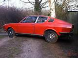 1971 Audi 100 Coupe S Very Rare Early Model Twin Carb Project From