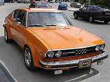 1970 Audi 100 Coup S