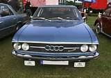 Audi 100 Coupe S 1970 1973