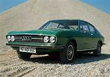 Audi 100 Coupe S 1970 1976 8