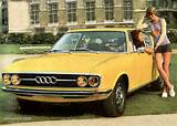 Audi 100 Coupe S 1970 1976 Photo Gallery Image