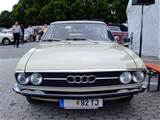 Audi 100 Coupe S 1970