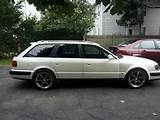 Pearl 1994 Audi 100 Avant Converted To S4 Price Drop 6800