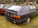1986 Audi 100 Avant Quattro Cs Estate Car Used Vehicle Photo