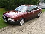 Andere Audi 80 Typ89