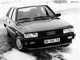1986 Audi 80 Quattro Related Infomation Specifications Weili