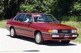 1985 Audi 4000 S For Sale In Cary Illinois