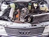 Audi 100 Turbo Diesel 1985 Reviews