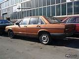 Cars By Make Audi 1979 100 1979 Audi 100 Limousine
