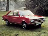 Audi 80 Ls 1972 1976 Wallpaper