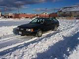 This Car Is Unstoppable In The Snow During The Snow Storm Here In Ny