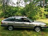 1989 Audi 200 Quattro Avant Base Wagon 4 Door 2 2l 10v Not Nicht 20v