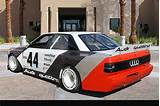 View Of Audi 200 Turbo Quattro Photos Video Features And Tuning