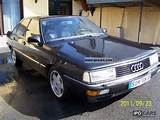 1984 Audi 200 Turbo Car Photo And Specs 1984 Audi 200 Turbo Car