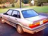 Thehive21 S 1987 Audi 4000 In Columbia Md