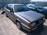 1987 Audi 4000 Cheap Used Cars For Sale By Owner On Craigslist