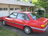 Thread 1986 Audi 4000 Quattro Turbo 4000ish