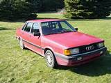 Another Musicmaster200 1986 Audi 4000 Post
