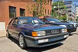 1986 Audi 4000cs Quattro News Pictures Specifications And