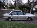Another Kissdaringz 1986 Audi 4000 Post